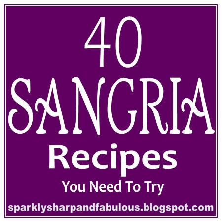 40 Sangria Recipes You Need To Try