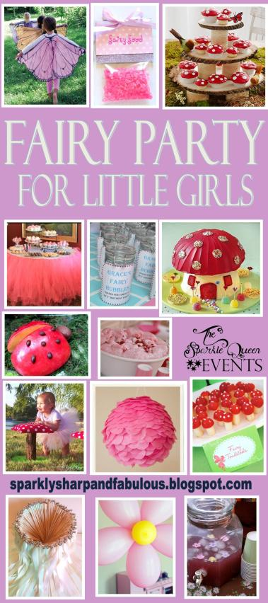 A Fairy Party for Little Girls