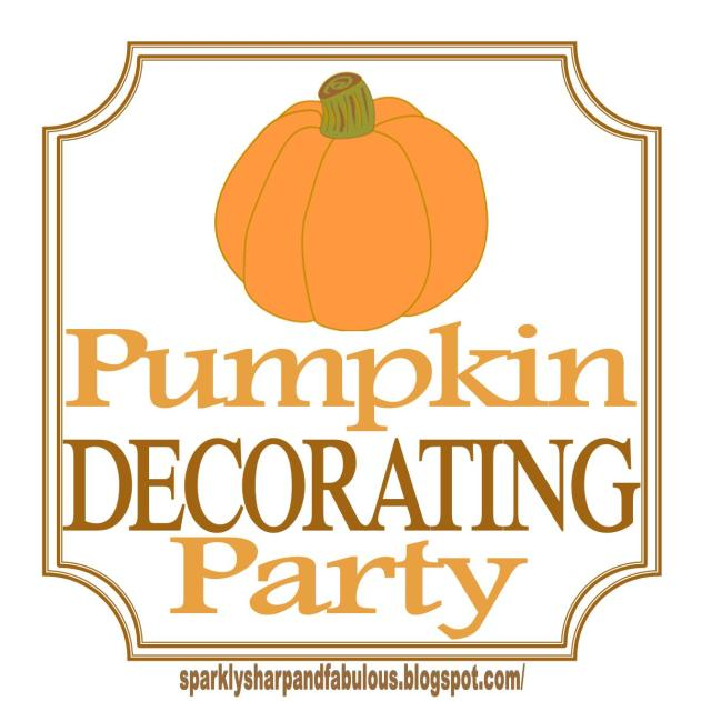 Pumpkin Decorating Party