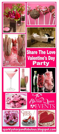 Share the Love {Valentine's Day Party}