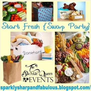 Start Fresh {Swap Party}