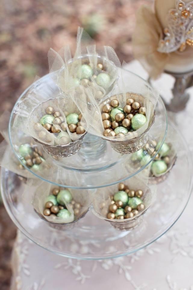 mint green   gold wedding  inspiration
