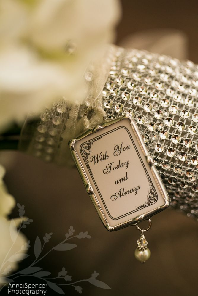 22 Wedding Bouquet Memory Charms Ideas Inspiration