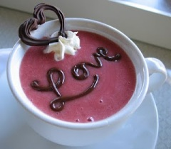 Valentine's Day Smoothie