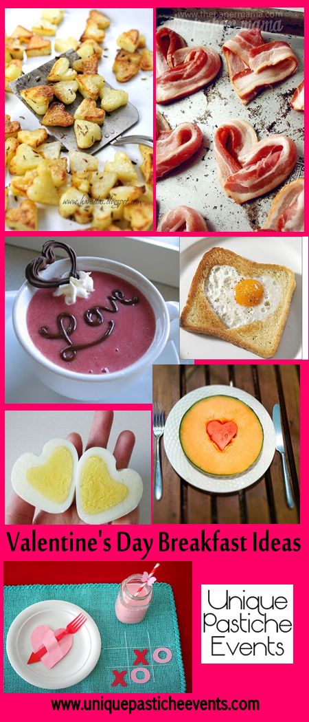 The Perfect Valentine's Day Breakfast