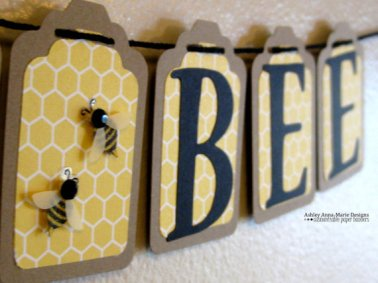 Mommy To Bee Baby Shower Banner – made by AshleyAnnaMarie on Etsy