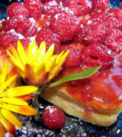 Triple Berry Wake-Up Breakfast – recipe shared by Michelle Burgard on Food.com