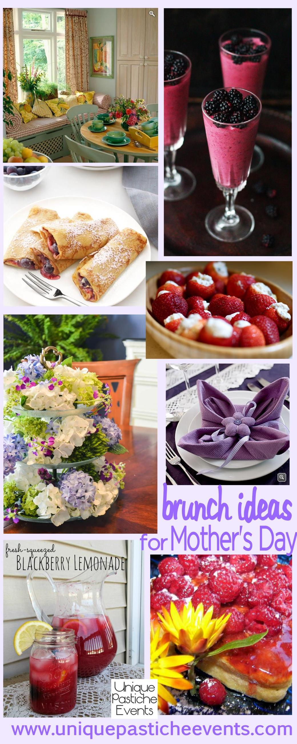 Great Mother's Day Brunch Ideas