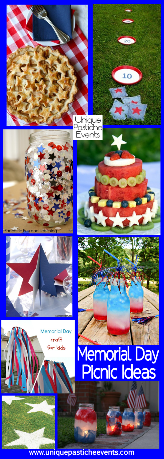 Easy Memorial Day Picnic Ideas