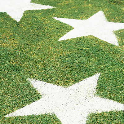 Lawn Stars – tutorial shared by Sunset