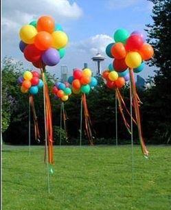 Balloons Unique Pastiche Events