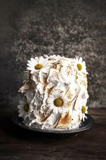 Daisy Cake – found on Pinterest