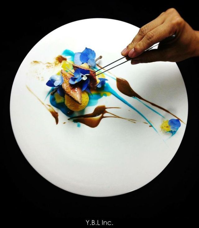 Gorgeous Colorful Food Presentation – spotted on Pinterest
