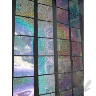 Holographic Curtain Panels – sold on Koyal Wholesale