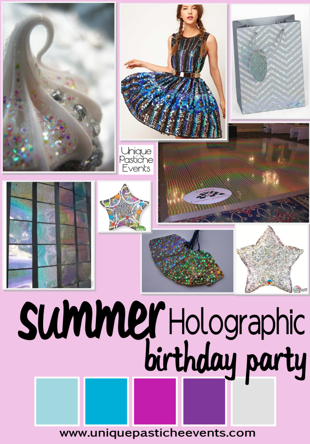 A Holographic Birthday Party