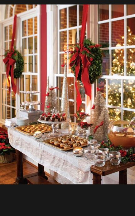 Christmas Cookie Dessert Station – shared on Delish