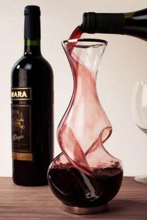 Conundrum Decanter – sold by Firebox