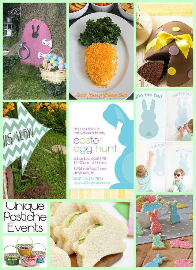 Family Easter Egg Hunt Party