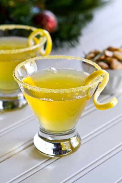 Lemoncello Cocktail Recipe – shared by A Communal Table