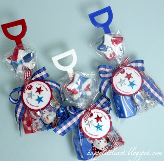 I Dig the USA Shovels – made by HappyLittleArt on Etsy