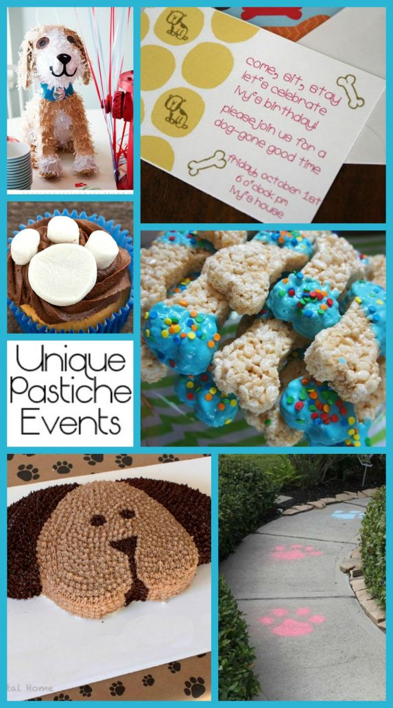 Puppy Party Ideas for Mutt's Day 2015
