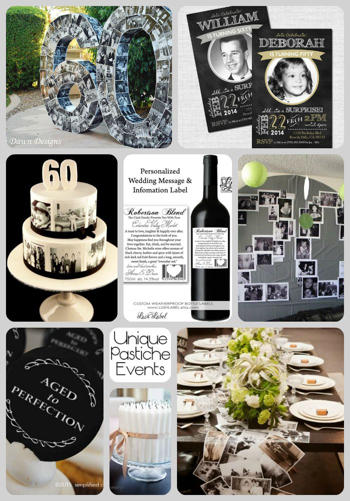Milestone Memories Birthday Celebration Ideas Unique