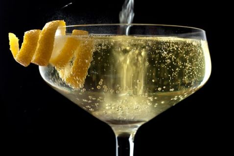 Yellow Bicycle Cocktail – Recipe shared on Chowhound