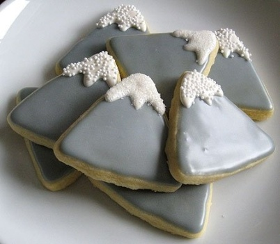 Mountain Cookies – shared on Sweet & Saucy