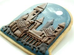 Hogwarts Cookies – shared by Lucy Samuels on Flickr