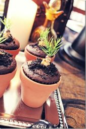 Mandrake Cupcakes – spotted on Pinterest