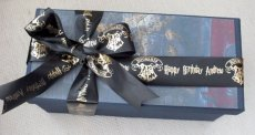 Harry Potter Personalized House Ribbon – created and sold by didgeandstitch on Etsy