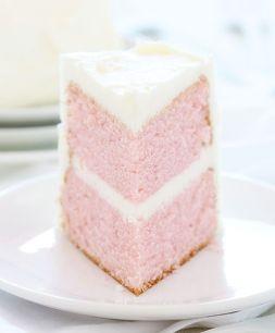 Pink Velvet Cake – recipe shared by I Am Baker