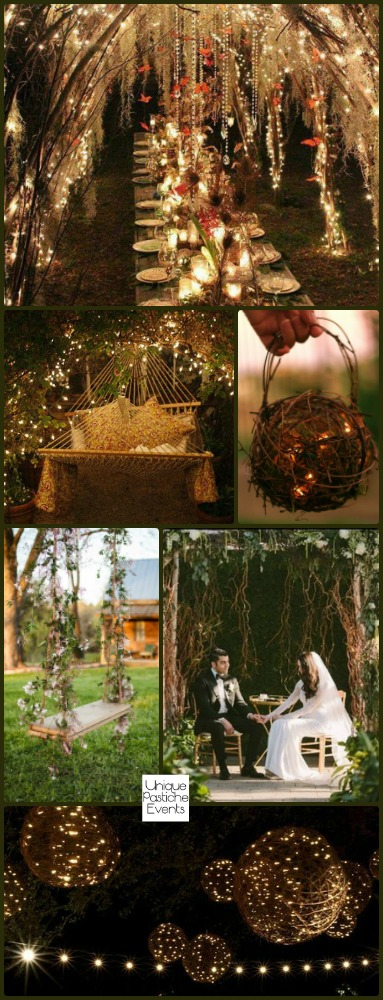 Magical Midsummer's Night Wedding Ideas