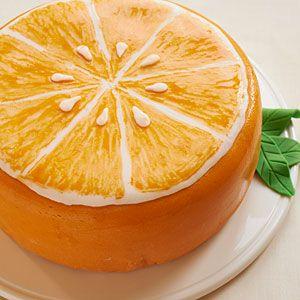 Orange Slice Cake – recipe shared on MyRecipes