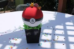 DIY Pokémon Centerpiece