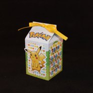 Personalized Pokémon Mini Milk Candy Box Party Favor – created and sold by MayCreationsStudio on Etsy