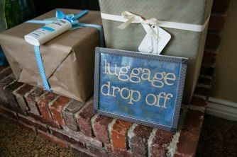Luggage Drop Off – also shared by Nat Your Average Girl