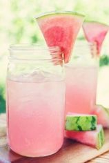 Refreshing Watermelon Mixed Drink – shared by Tastebook