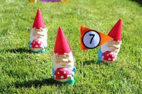 Homemade DIY Backyard Mini Golf Tutorial – shared by eHow