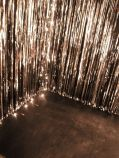 Sparkle Corner / Tinsel Photo Booth Backdrop – shared by James Wagner