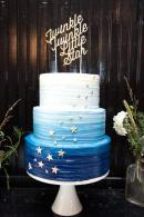 Tiered Star Cake – shared on Events by Kristin
