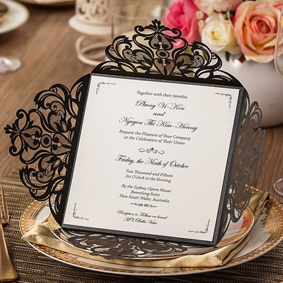 Black on Black Goth Tablescape with Red Accents – shared in a roundup post by Digsdigs