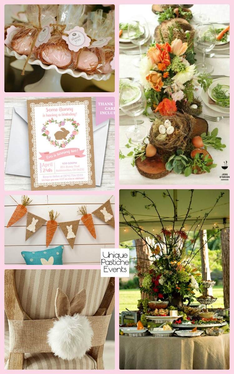 Rustic Spring Baby Shower Ideas By Unique Pastiche Events