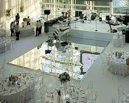 Square Mirror Dance Floor – shared in a roundup post by IDOJOUR ...